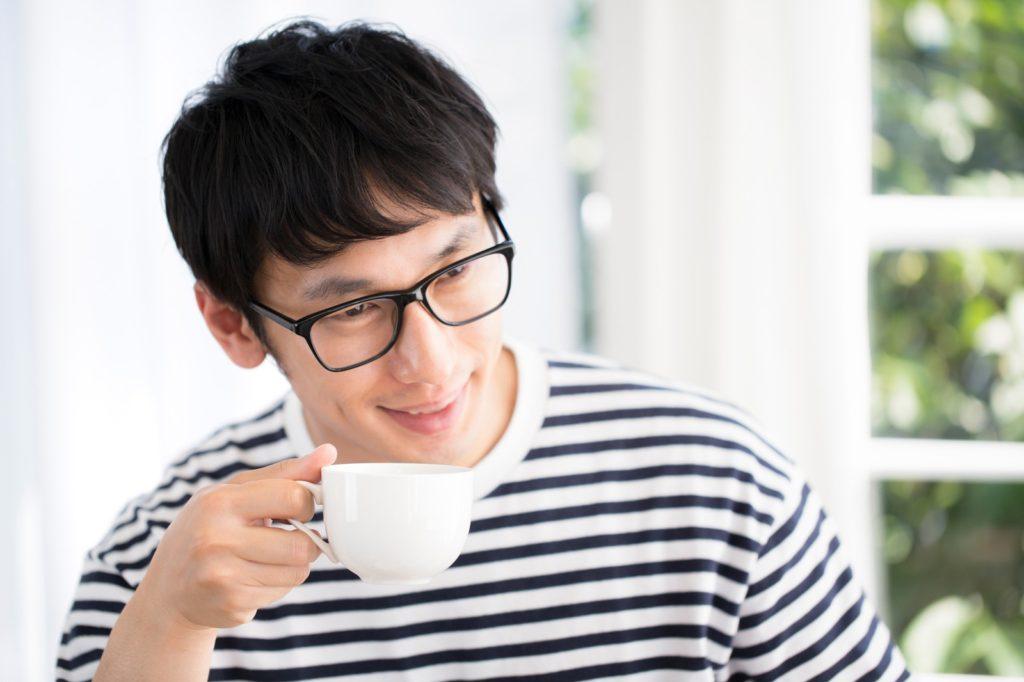 コーヒー男