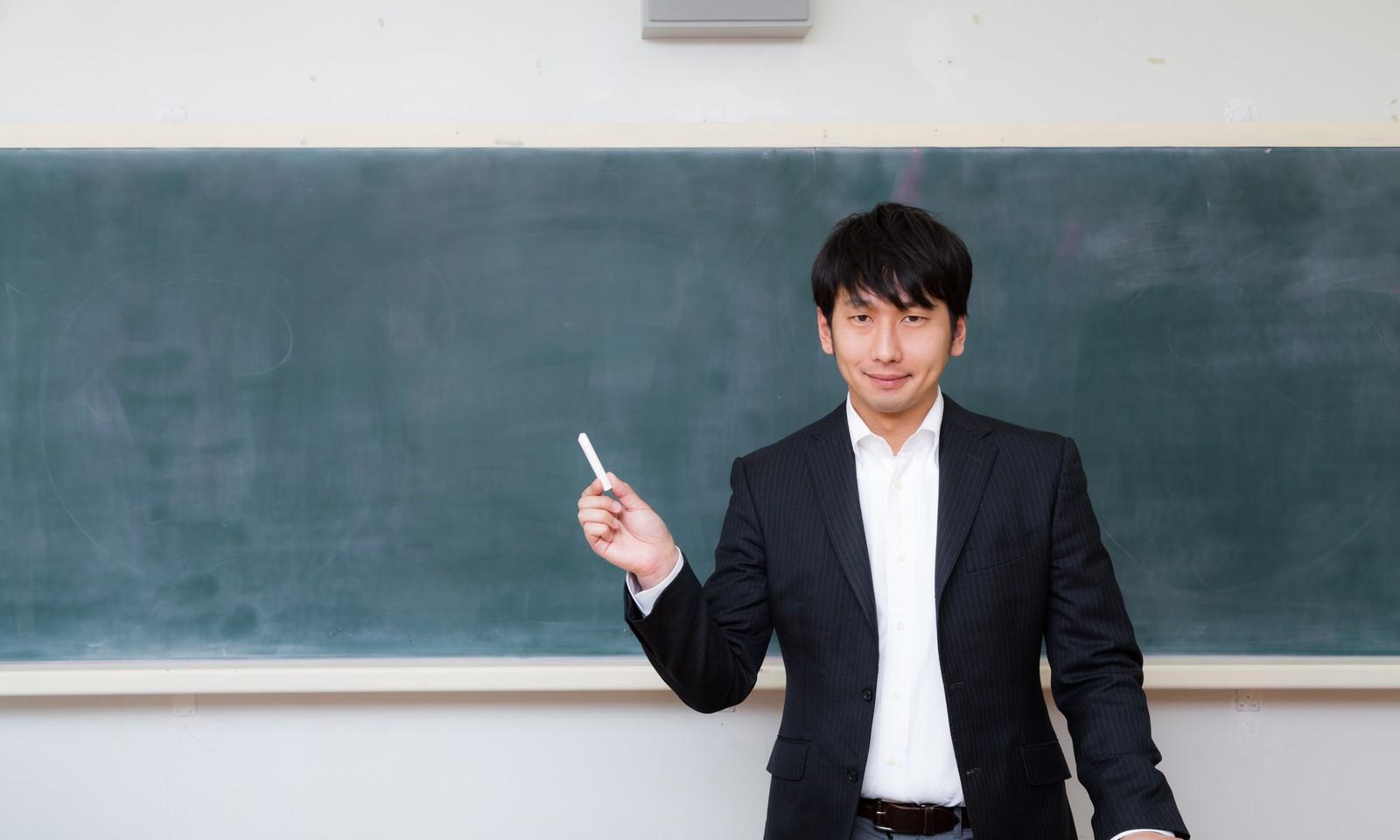 teacher-blackboad