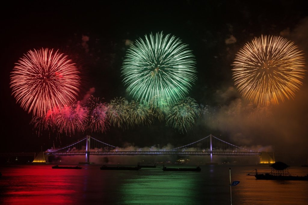 flame_night_view_the_night_bridge_fireworks_