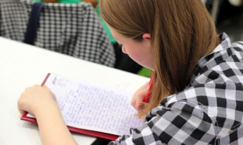 study_student_dictation