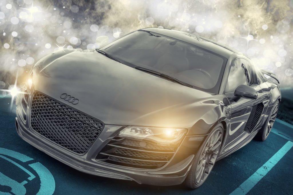 car-gray-light