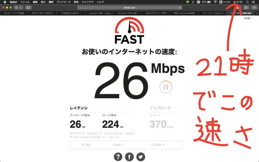 net-speed-hayai